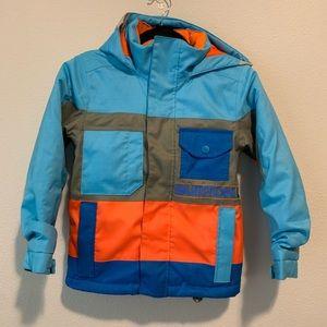 Boys Burton Snowboard Coat jacket size XS 5/6 G36